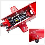 Rangierwagenheber / Wagenheber 2 Tonnen schwere Bauweise Hubhöhe 80cm