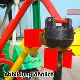 Zapfwellen Erdbohrer / Pfahlbohrer 350 mm