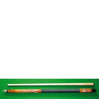 Billard Queue / Billardstock orange – Bild $_i