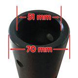 Zapfwellen Erdbohrer / Pfahlbohrer 220 mm