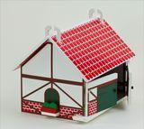 Kinder Farm Set Holzbauernhof Spielzeug