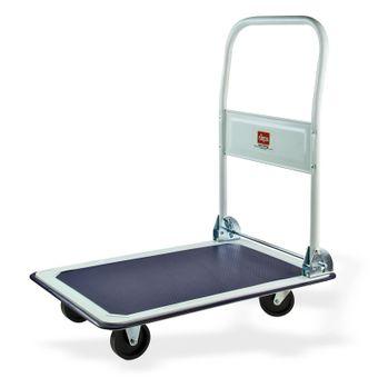 Plattformwagen / Transportwagen bis 150 kg mit klappbarem Griff – Bild $_i