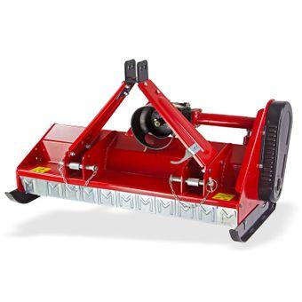 Schlegelmulcher Mulcher Schlegelmähwerk Mähwerk SLM 115 für Traktoren 20-30 PS