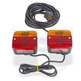 Magnet Beleuchtungssatz Rücklichter Beleuchtung 12V für Anhänger