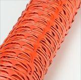 Schutznetz Bauzaun Absicherungszaun Orange 30 x 1 Meter