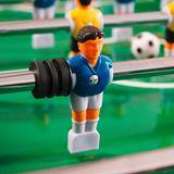Profi Kickertisch / Tischfußball SILVER STAR 87kg, Extra Robust