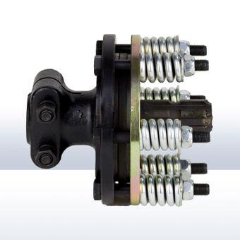 Rutschkupplung 1000 Nm für Zapfwelle / Gelenkwelle – Bild $_i