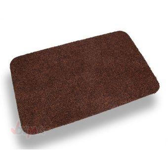Schmutzfangmatte / Fußmatte AQUA-STOP 50x80 cm braun