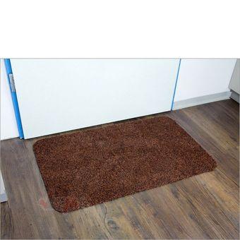 Schmutzfangmatte / Fußmatte AQUA-STOP 50x80 cm braun – Bild $_i