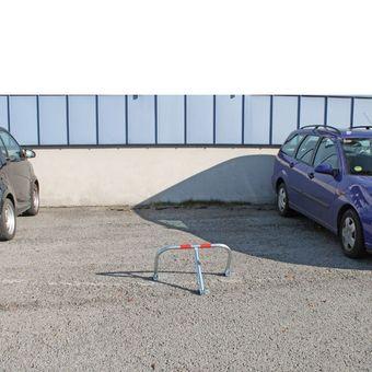 Parkplatzsperre / Parkbügel 77 x 43 cm klappbar – Bild $_i