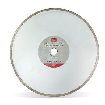 Diamant Trennscheibe 350 / 25.4 / 3.2 mm für Steinsäge – Bild $_i