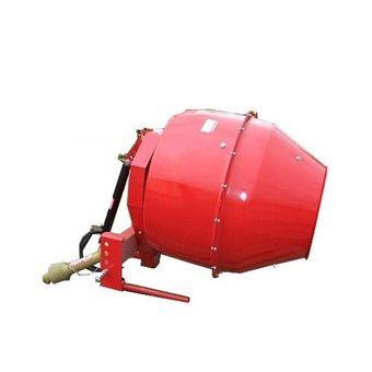 SET Hydraulischer Betonmischer / Zementmischer + spezielle Zapfwelle