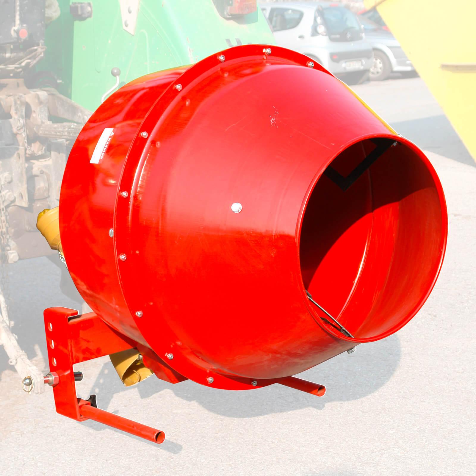 Dema Betonmischer / Zementmischer 300 Liter hydraulisch Zapfwellenantrieb 67977