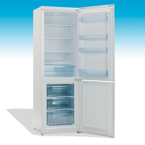 Kühlschränke mit gefrierfach  Kühl Gefrierkombination / Kühlschrank mit Gefrierfach 322 L A++
