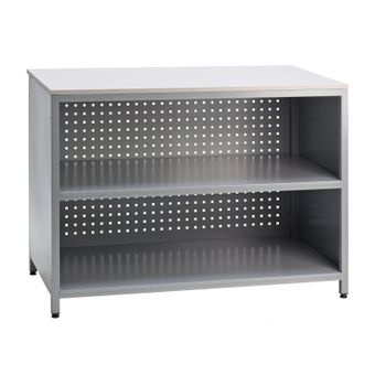 Werkbank / Werktisch WT 1200 - 120x65x89.5-92 cm