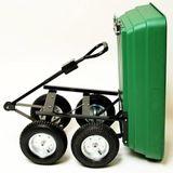 Bollerwagen / Handwagen XL 130 Liter kippbar