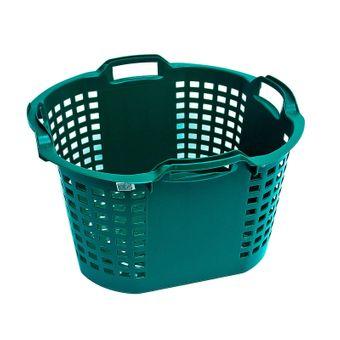 Flexibler Universalkorb 50 ltr. grün