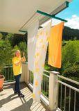 Juwel Wäschetrockner / Wäscheständer hängend SAMBA 200 für Decken