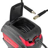 Druckluft Schlauchtrommel / Schlauchaufroller 25 m Automatik