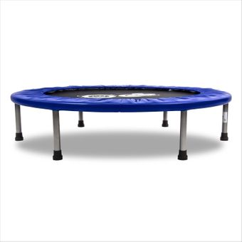 Jumping Fitness Trampolin Jumper Indoor Outdoor Sport Minitrampolin 100cm 100kg – Bild $_i