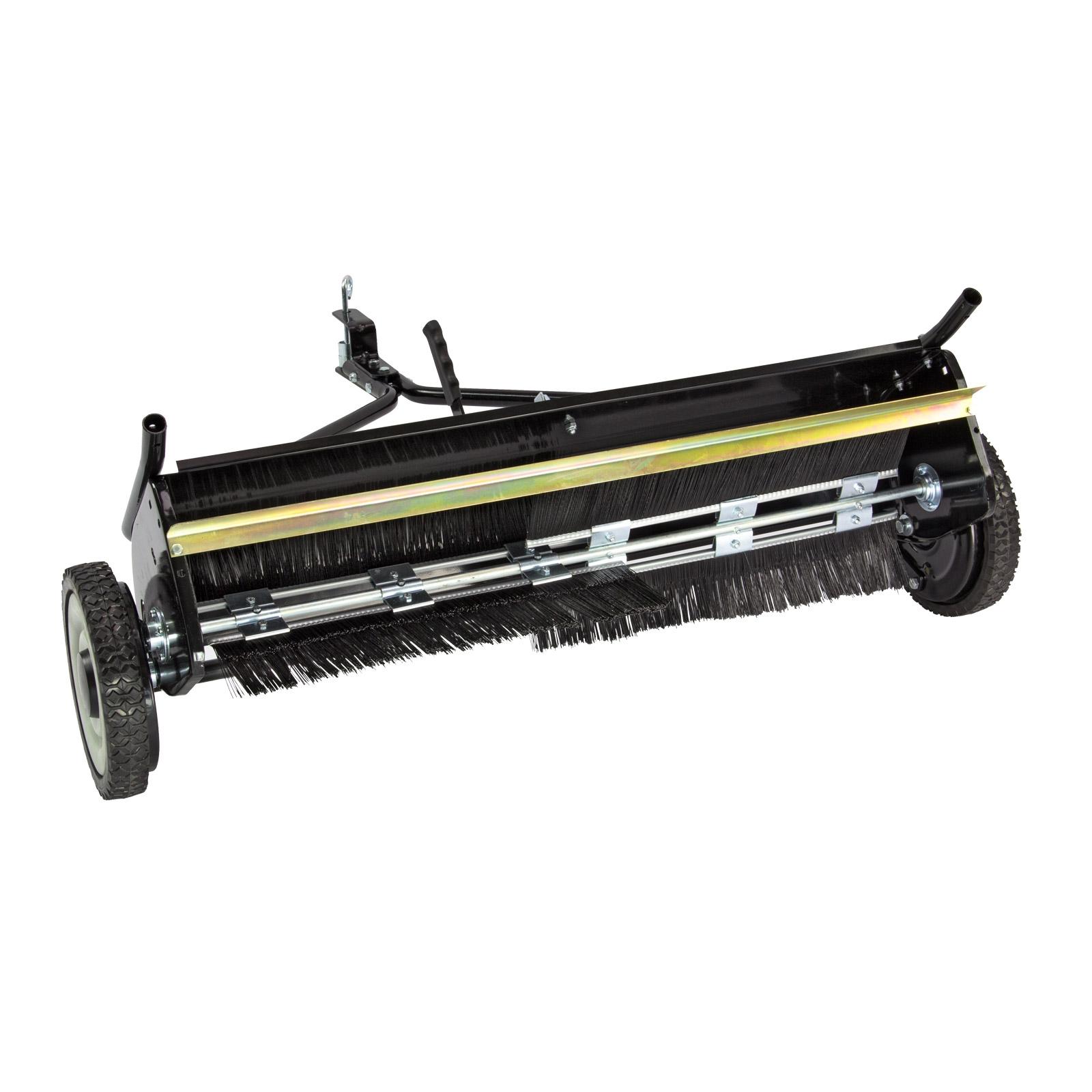 Dema Rasenkehrmaschine / Laubkehrmaschine / Rasenkehrer für Rasentraktor 95cm 24996