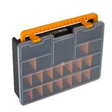 Kunststoff Sortimentskoffer / Sortimentskasten mit Tragegriff