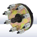 Rutschkupplung 1500 Nm für Zapfwelle / Gelenkwelle
