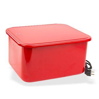 Teilewaschgerät / Teilereiniger 13 Liter mit Reinigungspinsel SET – Bild $_i