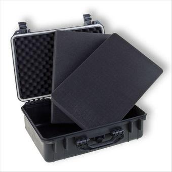 Universalkoffer / Fotokoffer Wasserdicht, Schwarz, 20 Liter