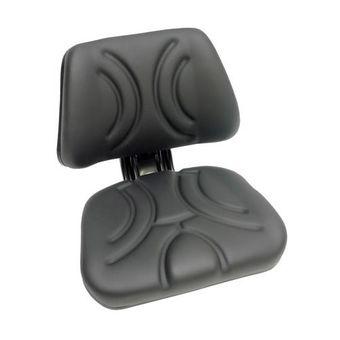 Traktorsitz / Schleppersitz Star 001 schwarz – Bild $_i