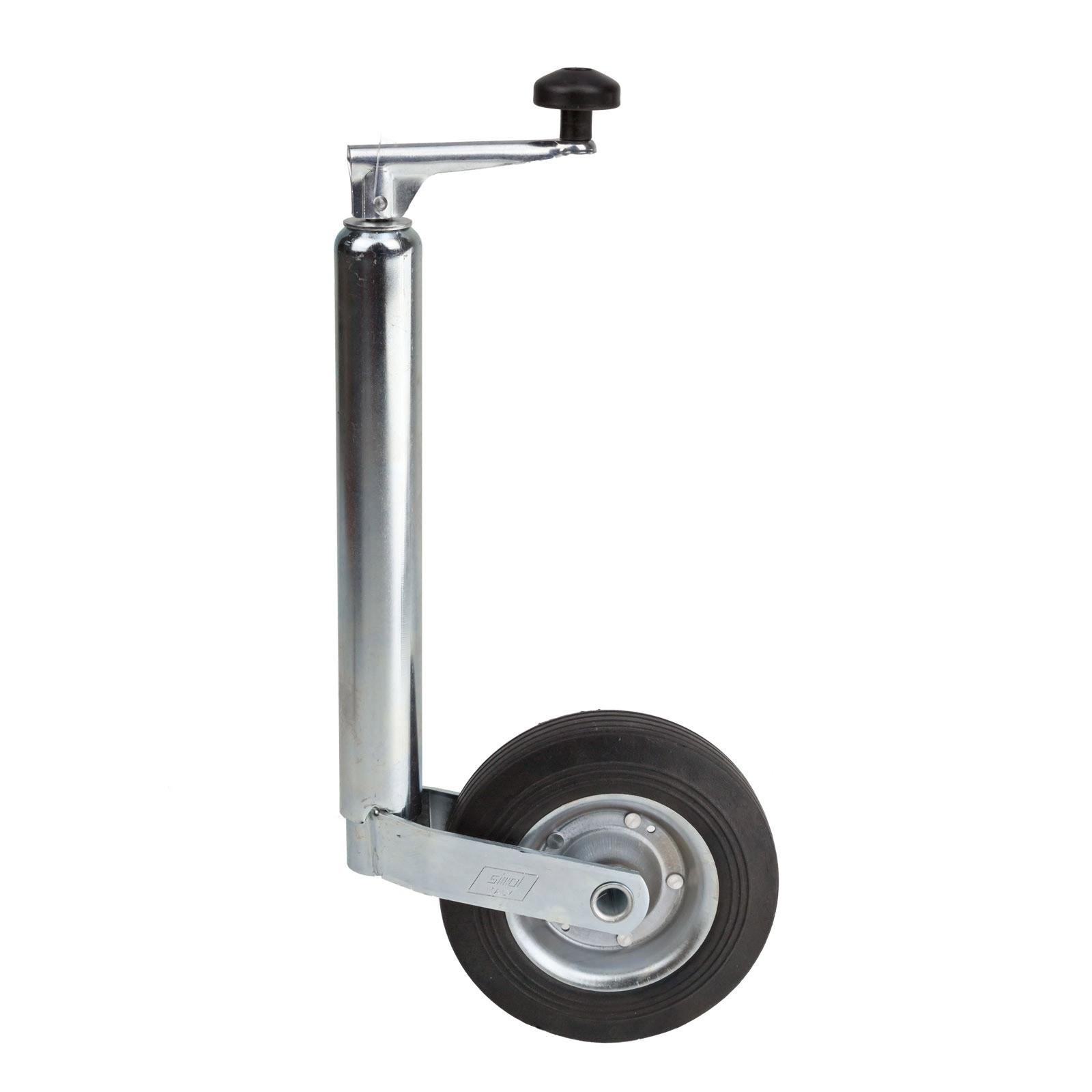 Dema PKW Anhänger Stützrad Anhängerstützrad verzinkt bis 150 kg 20106