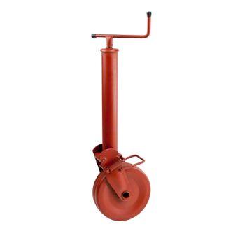 Stützrad halbautomatisch 1000 kg