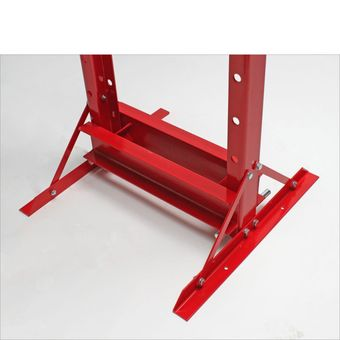 Werkstattpresse 20 to + Treibsatz 14-tlg SET Hydraulikpresse – Bild $_i