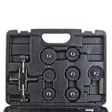 Bremsenentlüftungs Adapter Set 11-teilig für Pkw Kfz ABS