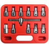Ölservice / Ölwechsel Werkzeug 12tlg im Koffer