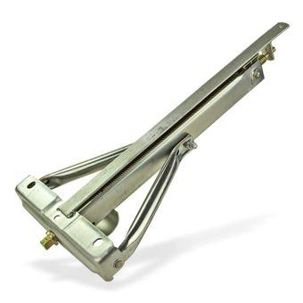 Kurbelstütze / Anhängerstütze / Ausdrehstütze 50 cm für Wohnwagen – Bild $_i