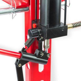 Werkstattpresse 20 to manuell / Pedal + Treibsatz 14-tlg SET – Bild $_i