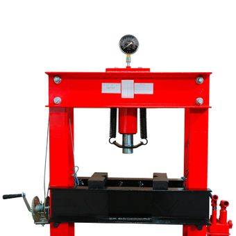 SET 50 Tonnen Werkstattpresse + Lagertreibsatz 14-tlg. LT17 – Bild $_i