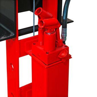 SET 50 Tonnen Werkstattpresse + Druckstücksatz 10 tlg – Bild $_i