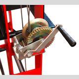 SET 50 Tonnen Werkstattpresse + Druckstücksatz 10 tlg