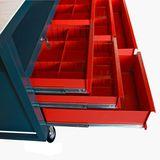 Werkbank / Werktisch 6 Schubladen mit Rollen