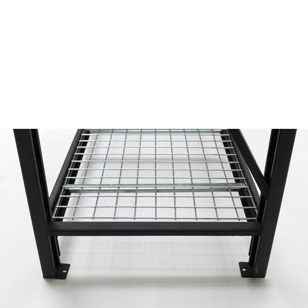 schwerlastregal lagerregal 900 kg 195 3x61x184 cm. Black Bedroom Furniture Sets. Home Design Ideas