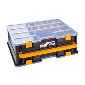 Sortimentskoffer / Sortimentskasten aus Kunststoff ArtPlast-4600 – Bild $_i