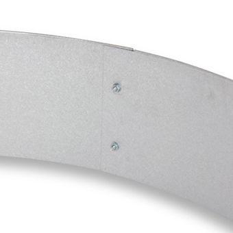 Rasenkante Metall rund 60x20 cm – Bild $_i