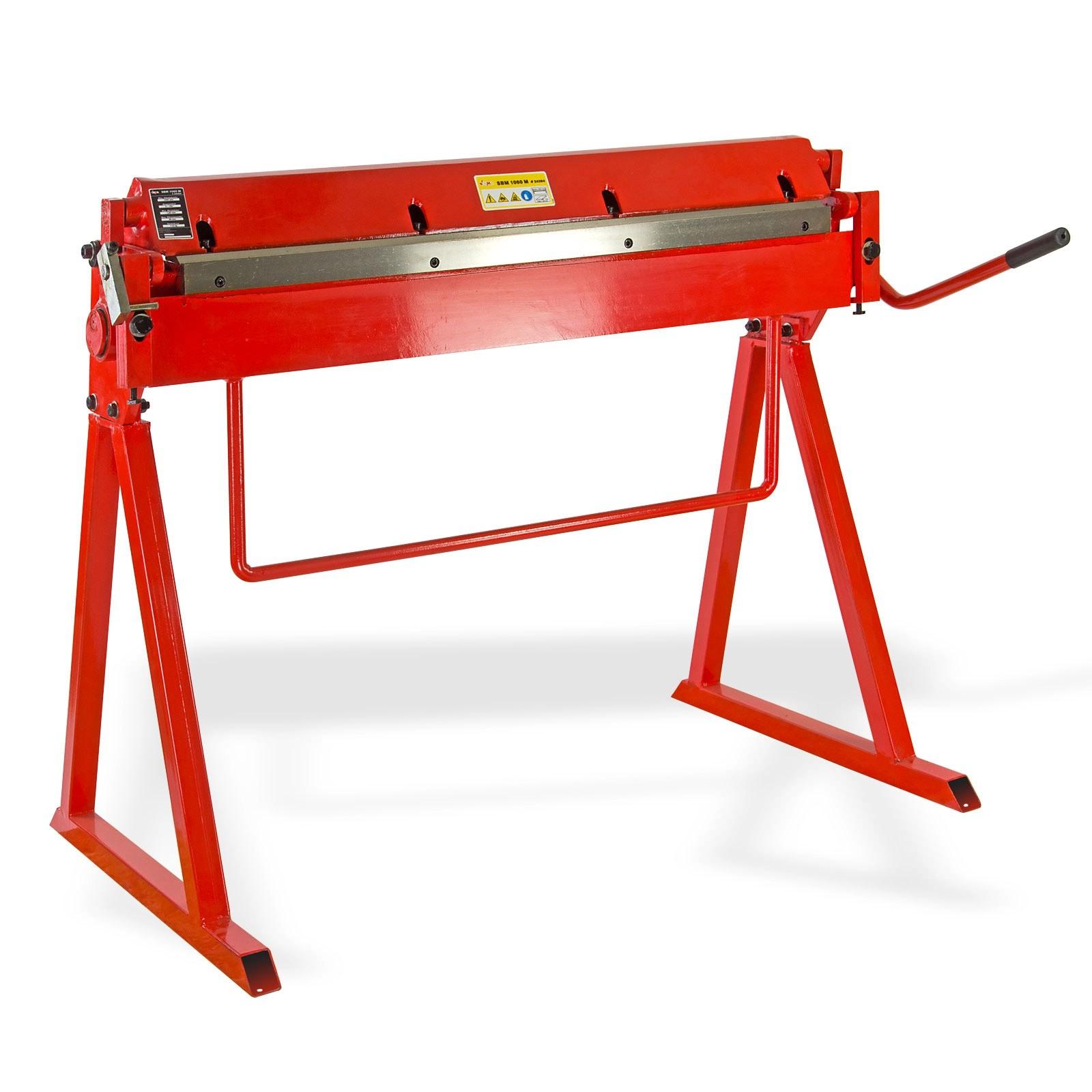 Dema Schwenkbiegemaschine / Biegemaschine 1,2 x 1060 mm 24384