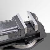 Präzisions Schraubstock Klemmstock 100 mm Backenbreite Maschinenschraubstock