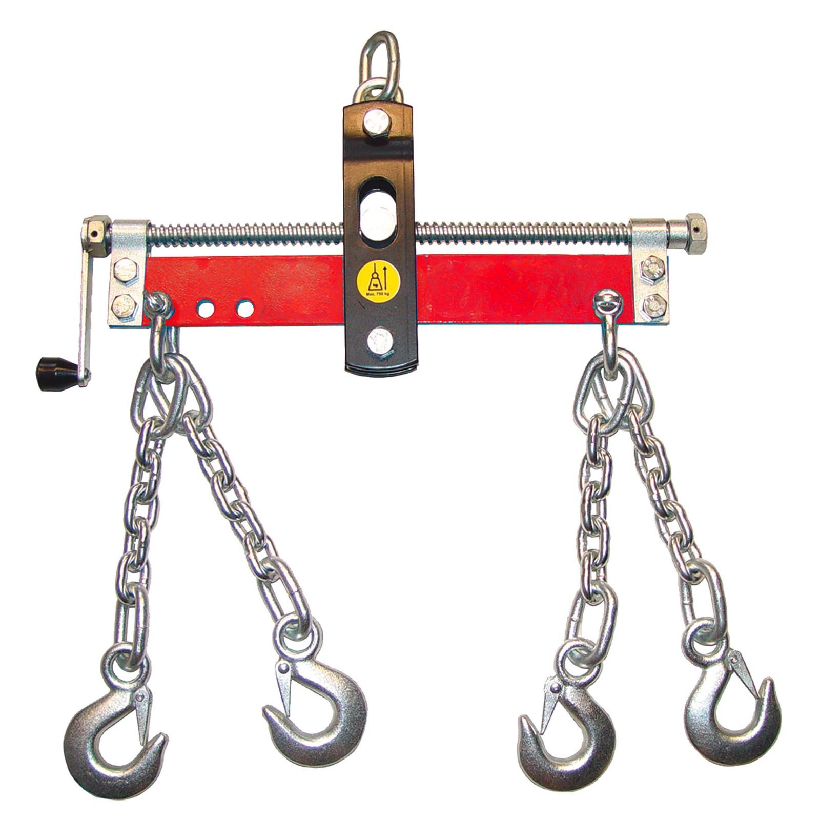 Dema Positionierer / Balancierer / Balancer für Werkstattkran 750kg 24363