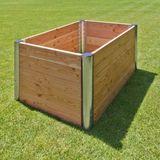 Hochbeet Premium - rechteckig - 138x99x75 cm