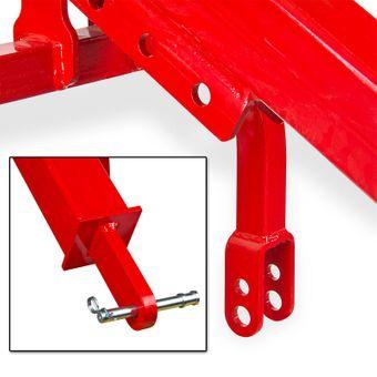 SET Erdbohrer 300 mm 12 Zoll EB150Pro + Zapfwelle 130-180 cm 620 Nm – Bild $_i