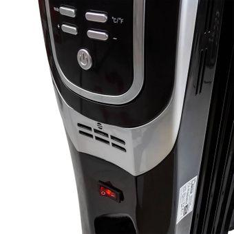 Ölradiator / Elektroheizung 11 Rippen 2500 Watt – Bild $_i